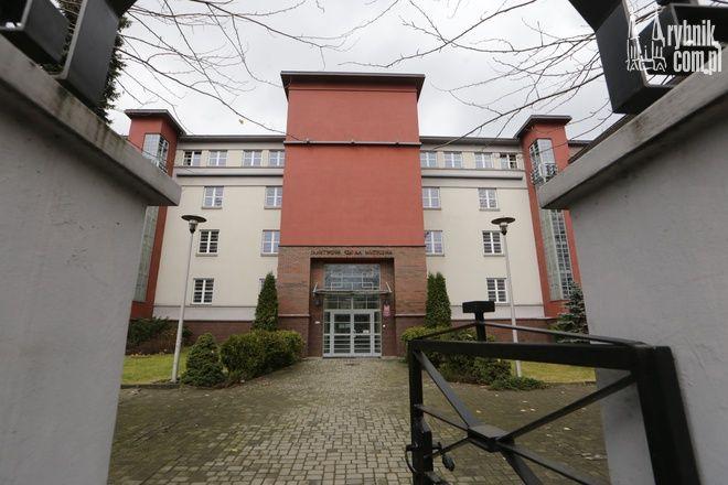 Budynej Państwowej Szkoły Muzycznej w Rybniku