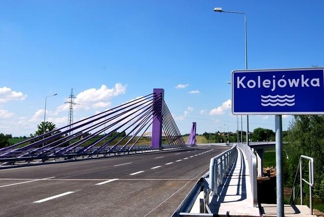 Most w Mszanie na A1 przejezdny. Przecinania wstęg nie było, GDDKiA