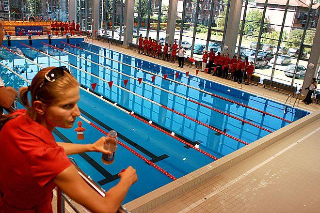 Tegoroczna ''Liceliada 2013'' odbyła się na basenie w Boguszowicach