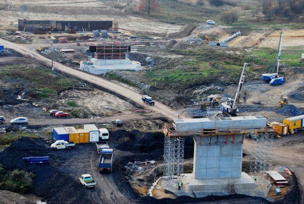 Przedmiotem sądowego sporu między GDDKiA a Alpine Bau jest most nr 532. Zdaniem wykonawcy został źle zaprojetkowany.