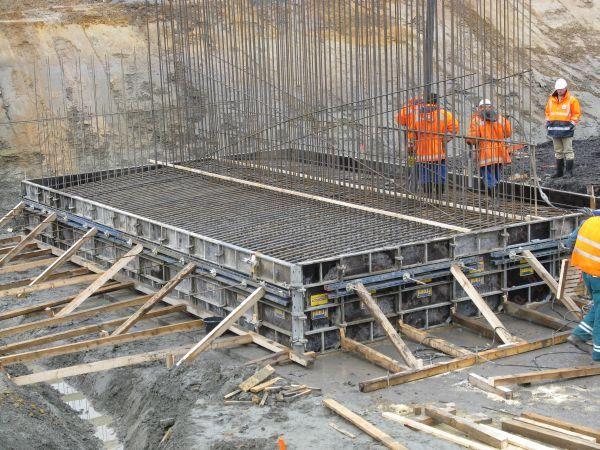 Konsorcjum Alpine Bau żegna się z budową autostradą A1.