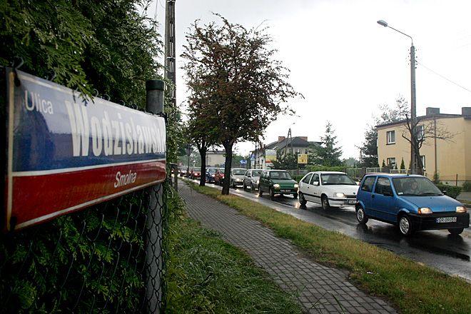 Czy remont ulicy Wodzisławskiej zlikwiduje korki w tym miejscu?