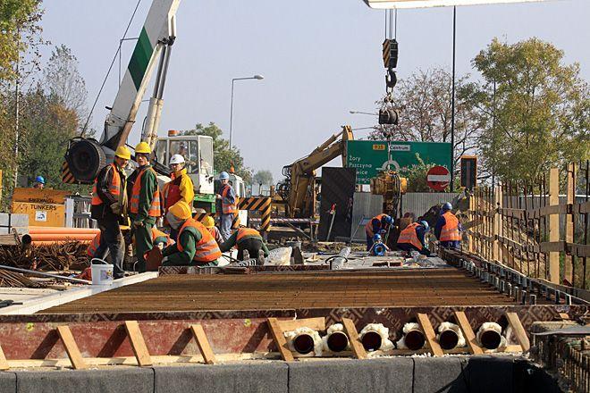 Większość wydatków inwestycyjnych miasta będzie stanowić przebudowa dróg.