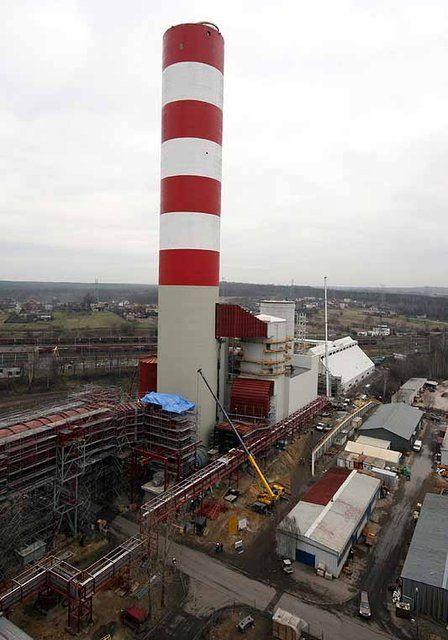 Tak wyglądała budowa IMOS w 2008 roku