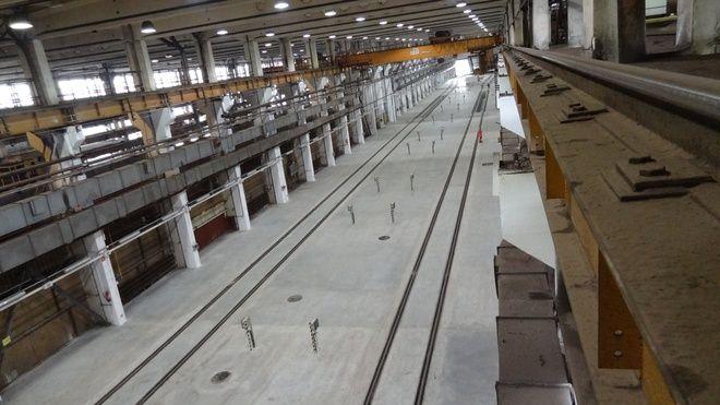 Nowa linia potokowa DB Schenker w Kłokocinie