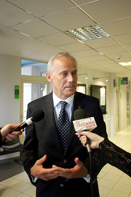 - Aktualne zainteresowanie strefą być może świadczy o tym, że apogeum kryzysu mamy za sobą - mówi prezes KSSE Piotr Wojaczek.