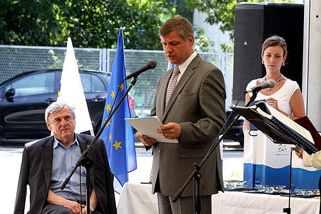 Pełnomocnikiem prezydenta ds. budowy kanalizacji był z małymi przerwami Janusz Koper.