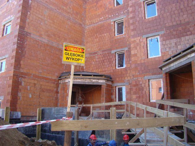 Mieszkania komunalne przy ulicy Kolejowej zostały oddane do użytku w 2010 roku