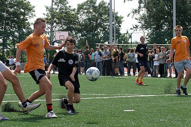 Turniej o Puchar Posła M. Krząkały zostanie rozegrany na boisku Orlik w Niedobczycach