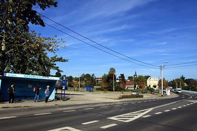 W tym miejscu znajdował się plac targowy, a teraz być może powstanie supermarket