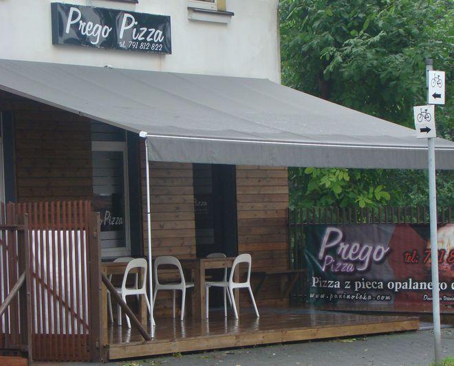 Pizerria ''Prego Pizza''