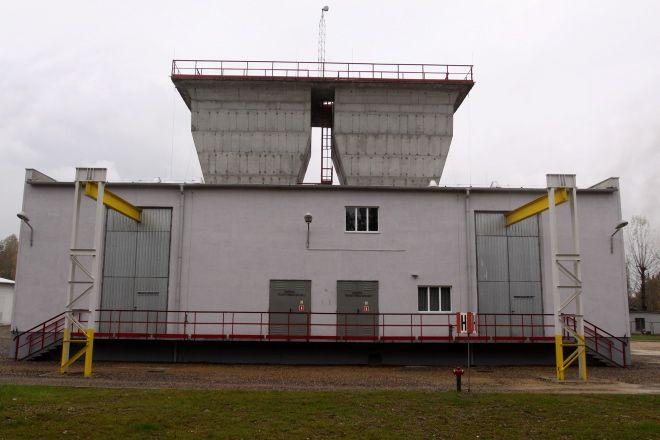 Nowa stacja wentylatorowa