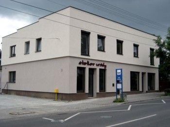 Wyremontowany budynek przy ul. Wodzisławskiej