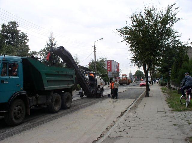 Prawdopodobnie już latem rozpoczną się kolejne remonty dróg na terenie Rybnika