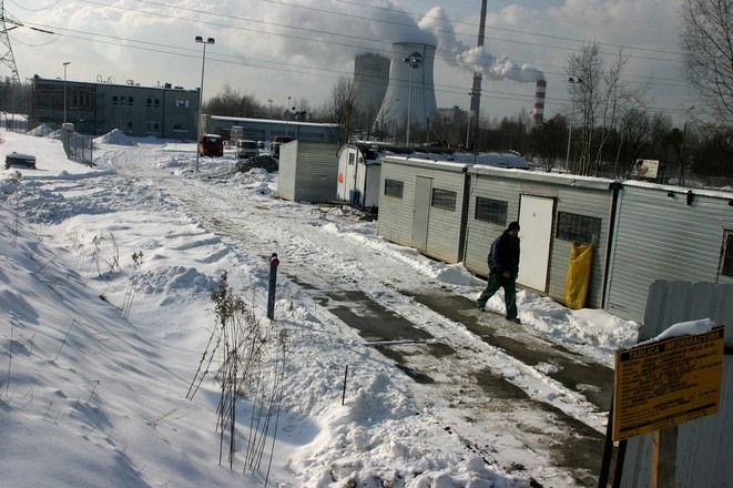 Prace nad budową ośrodka egzaminacyjnego w Rybniku ślimaczą się