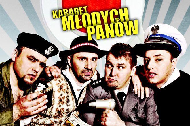 Kabaret Młodych Panów.