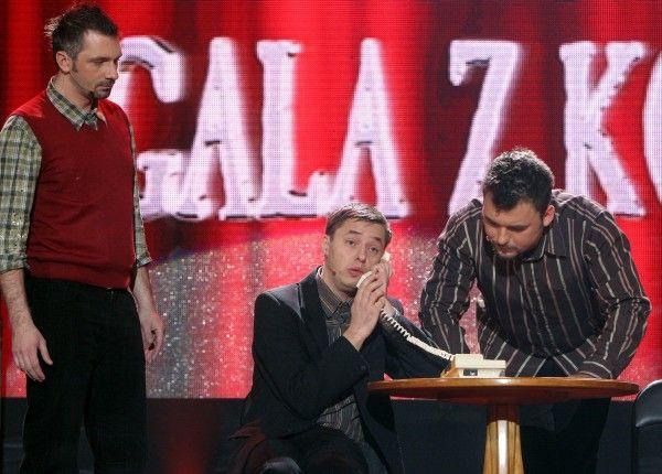 Kabaret Młodych Panów możemy ostatnio oglądać w prawie każdym kabaretonie emitowanym przez stacje telewizyjne.