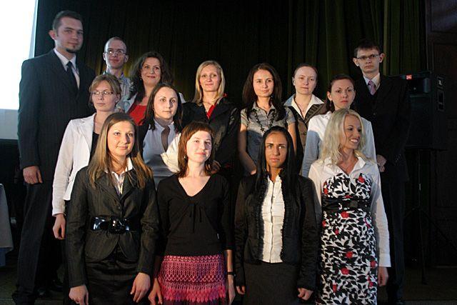 Tegoroczni laureaci Interdysplinarnego Konkursu Indeksów