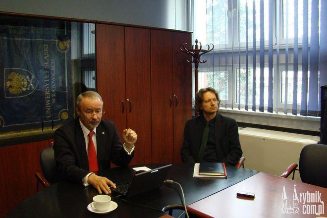 Dziś senat UŚ podjął ostateczną decyzję ws. ośrodka UŚ w Rybniku