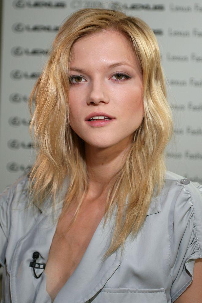 Kasia Struss-modelka i czlonkini jury