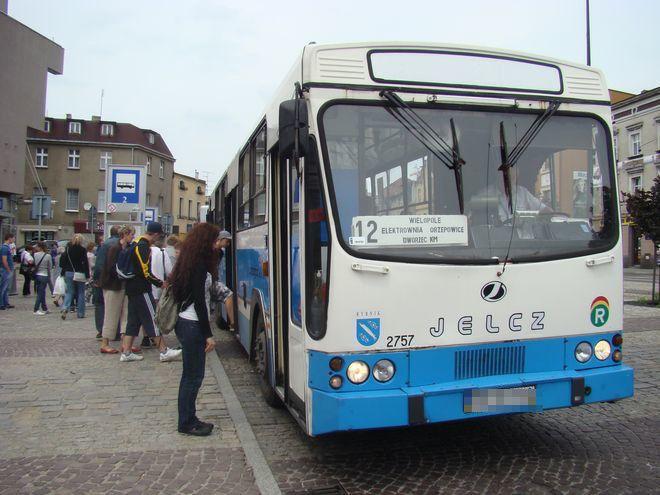 Straż miejska w sobotę rano skontrolowała autobusy komunikacji miejskiej