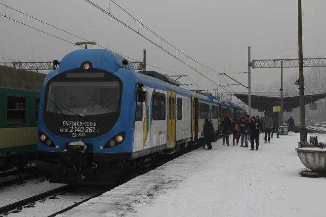 Pasażerowie bez większych przeszkód będą mogli podróżować do Wodzisławia