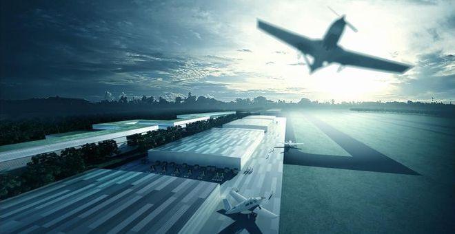 Projekt budowy pasa startowego na lotnisku w Gotartowicach jest już gotowy