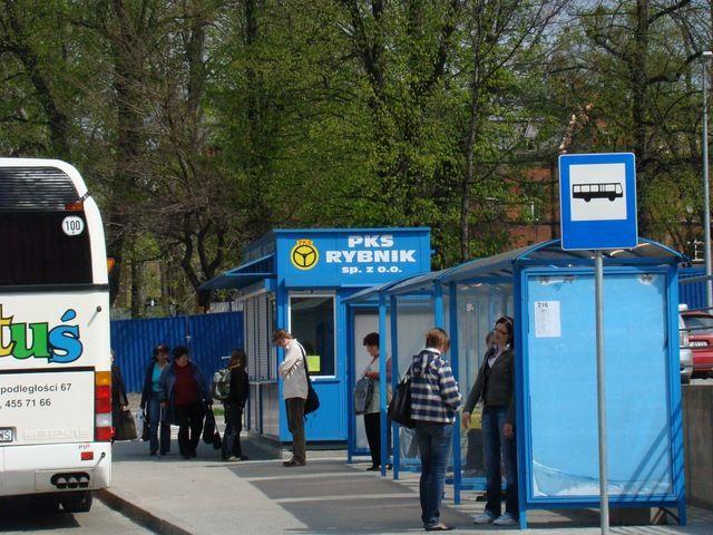 Na autobusowe połączenia do Katowic nie zdecydował się rybnicki PKS. Jako, że życie nie znosi próżni, z okazji skorzystał prywatny przewoźnik.
