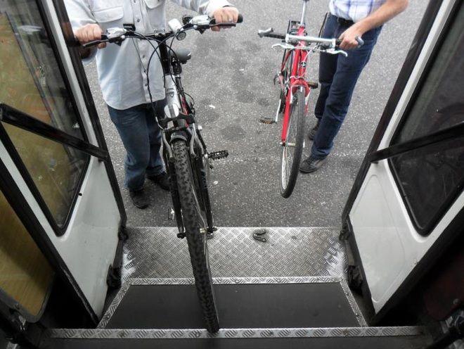 W weekendy w autobusach do Rud przewieziesz rower