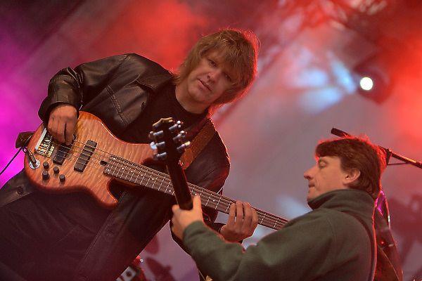 Na zdjęciu Adam Drewniok i Bogdan Wita