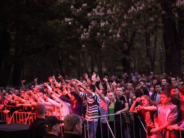 - Frekwencja na koncertach plenerowych pokazuje, że Juwenalia są coraz bardziej popularne wśród studentów i mieszkańców Rybnika oraz okolic