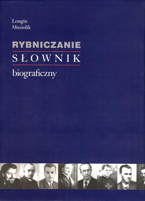 Okładka książki  L. Musiolika z 2000 r.