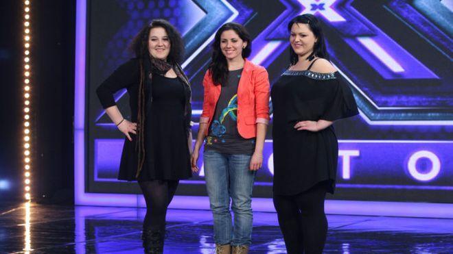 Już w sobotę dziewczyny wystąpią na żywo w programie. Będzie można też usłyszeć Monikę Marcol (pierwsza z lewej).