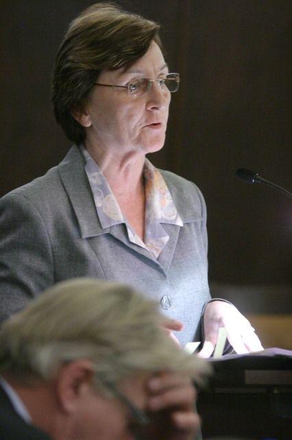 Teresa Bierza dyrektorem PUP była od 1992 roku. Teraz odchodzi na emeryturę