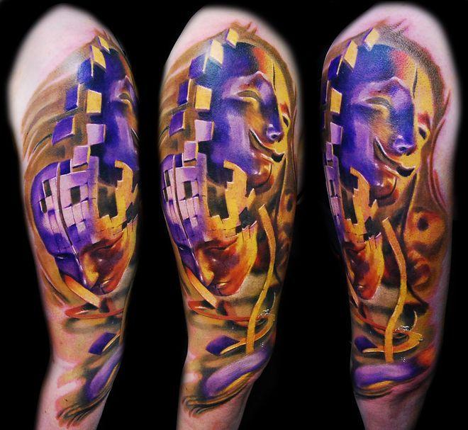 W Rybniku Mamy Wirtuoza Sztuki Tatuażu Wiadomości Www