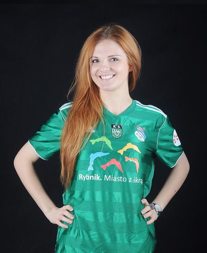 Magdalena Figura sędziuje mecze piłki nożnej od ośmiu lat