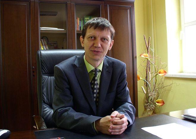 Od 30 kwietnia dyrektorem RSK jest Przemysław Grycman