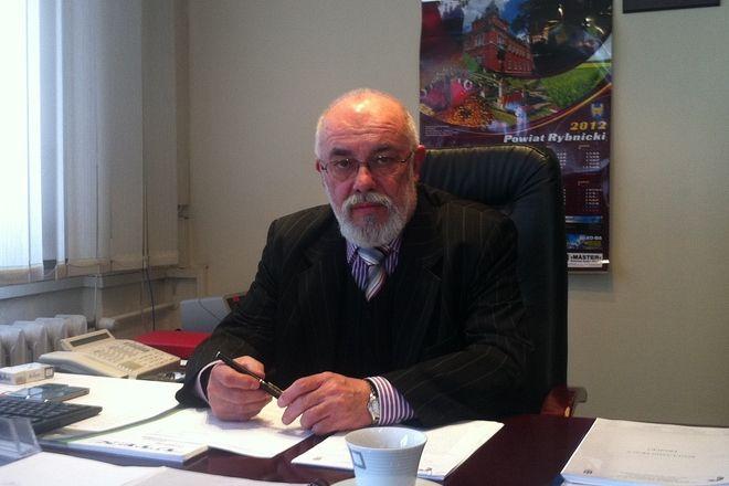 Jerzy Kasprzak nie zagrzał długo miejsca w fotelu dyrektora rybnickiego szpitala