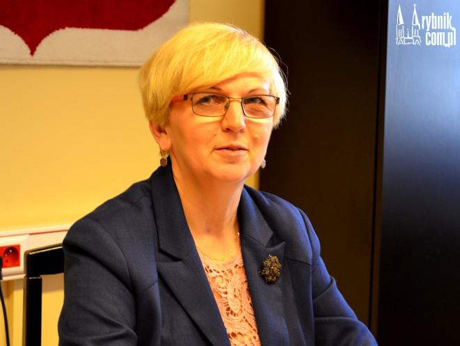 Anna Michalczyk od dziś pełni funkcję dyrektora PUP w Rybniku