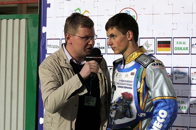 Michał Stencel (z lewej)