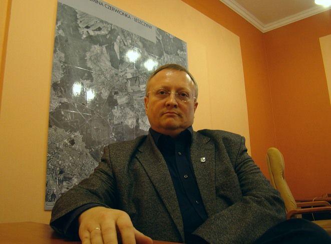 Grzegorz Wolnik - zastępca burmistrza Czerwionki - Lesczczyn powalczy o mandat radnego sejmiku
