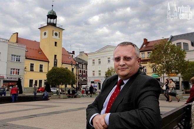 W ławach sejmiku zobaczymy rybniczanin - Grzegorza Wolnika...