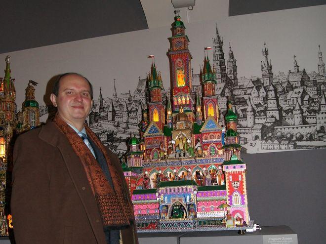 Zbigniew Zyman odniósł kolejny sukces w krakowskim konkursie
