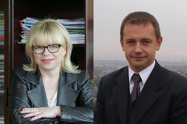 Gabriela Lenartowicz będzie otwierała listę w naszym okręgu wyborczym. Marek Krząkała jest na 3. miejscu
