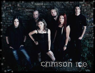 Crimson Ice