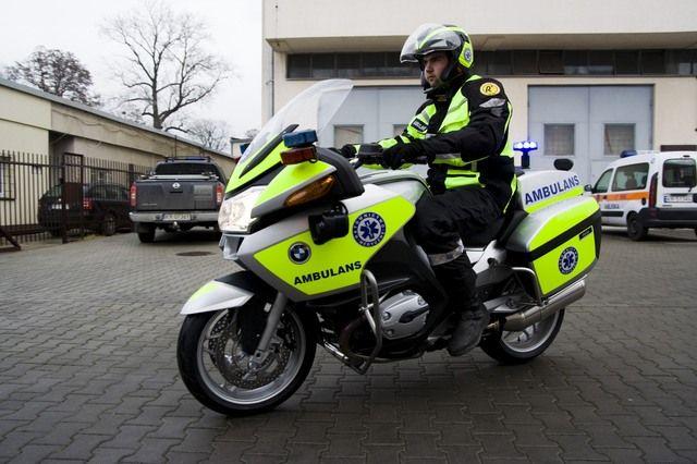 Na razie udało się zebrać tylko 30% kwoty potrzebnej na zakup takiego motocykla.
