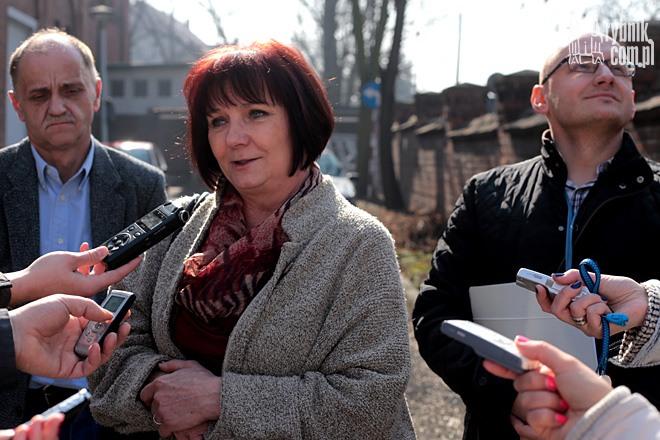 Elżbieta Piotrowska zachęca do przekazania 1% podatku na Stowarzyszenie Oligos