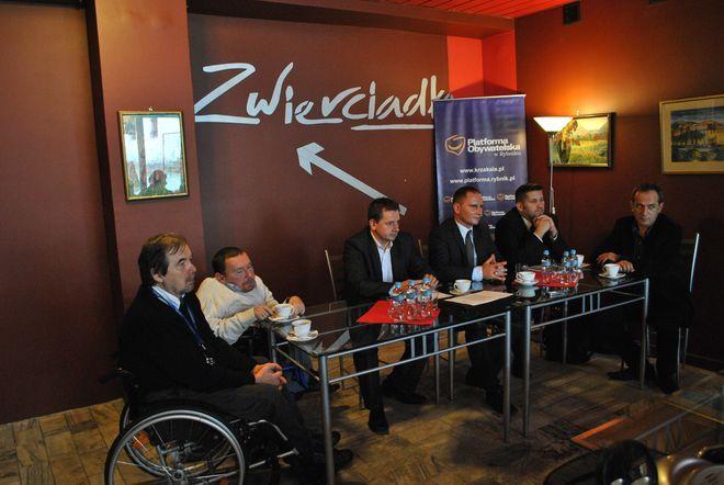 O zatrudnianiu osób niepełnosprawnych rozmawiano podczas konferencji zorganizowanej przez Platformę Obywatelską
