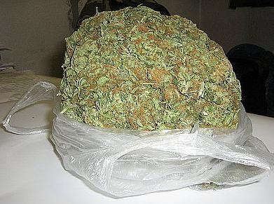 Właśnie te narkotyki przechwycili policjanci i służba celna na początku sierpnia