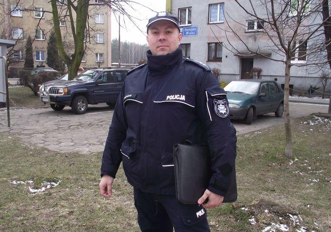 Asp. Arkadiusz Góralczyk